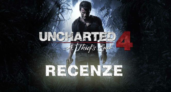 Uncharted 4, recenze hry na PlayStation