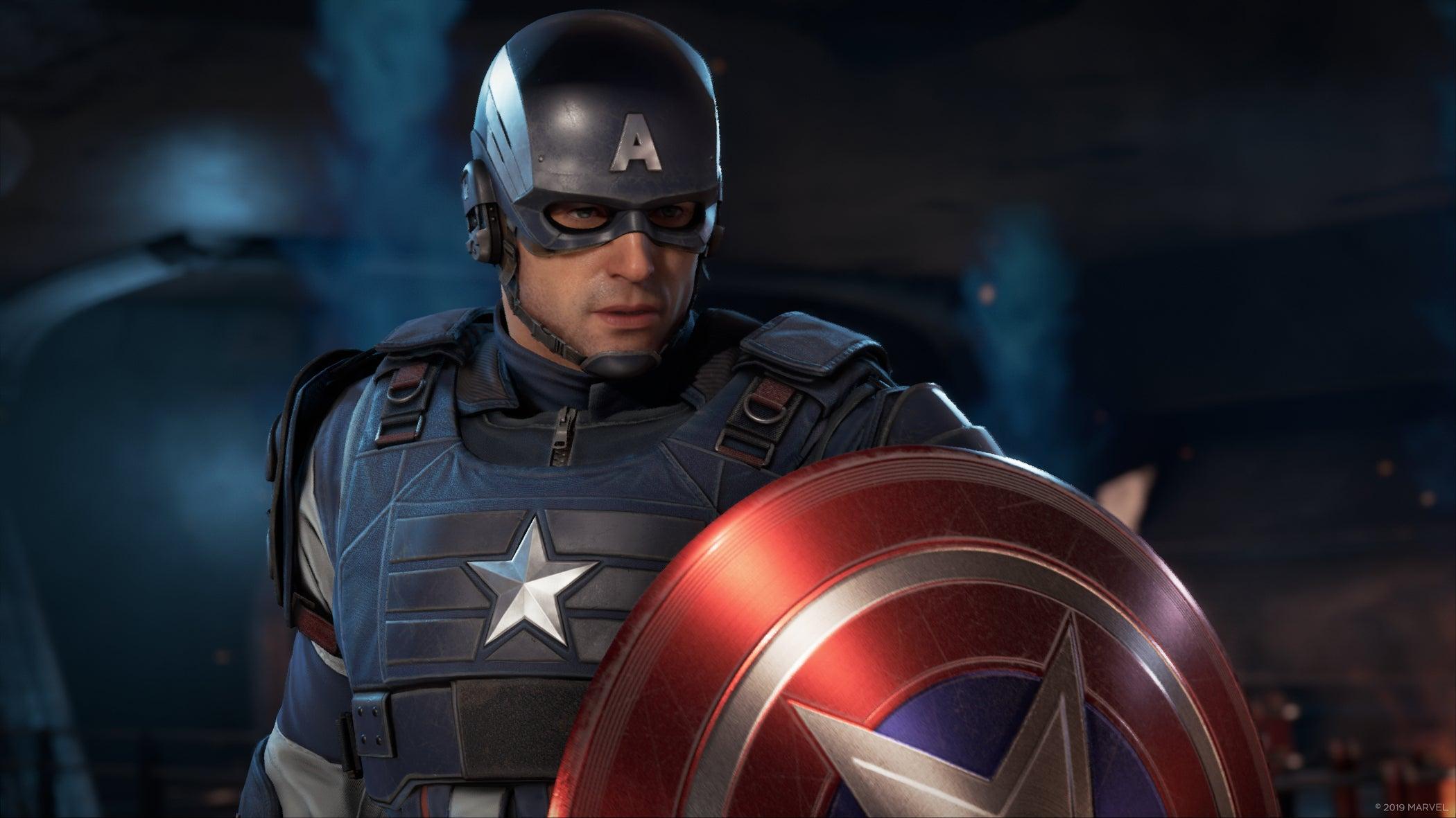 PlayStation Marvel¨s Avanger
