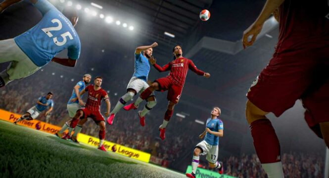 FIFA 21 - PlayStation 4 a 5